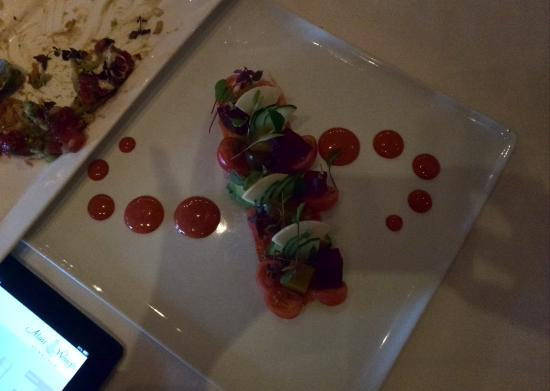 Alan Wong's Restaurant: サラダ