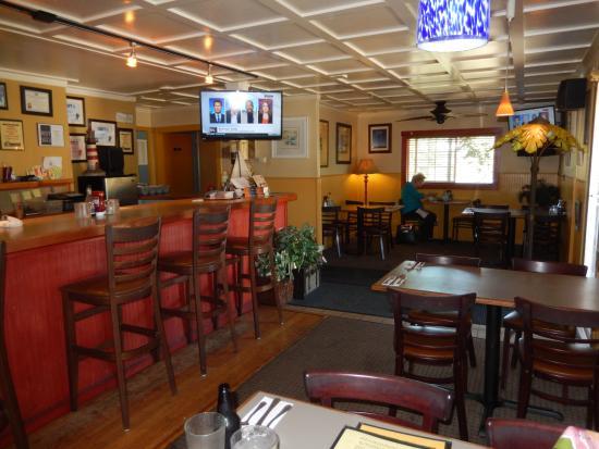 Port Hadlock, WA: Inside