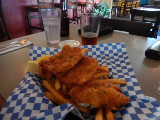 Port Hadlock, WA: Alaskan cod