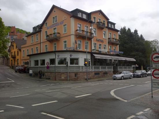 Hotel Bayerischer Hof Baden Baden Bewertung