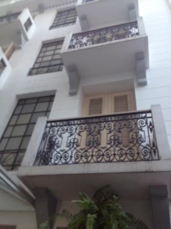 Hotel Monte Alegre: Quartos com vista para o jardim