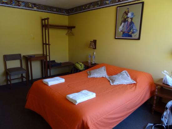 Hostal La Pascana del Inka: Matrimonial Room