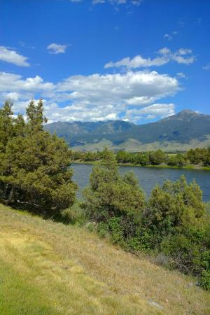 Yellowstone's Edge RV Park : View from our camp site