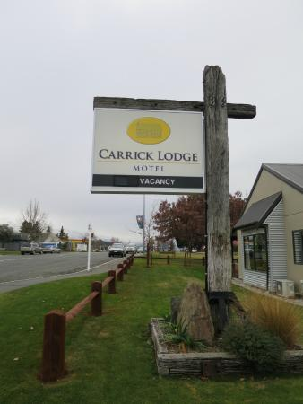Easy to locate in Cromwell