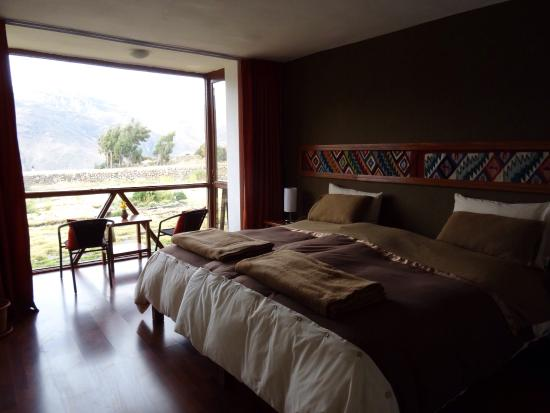 Colca Trek Lodge: A room with a view