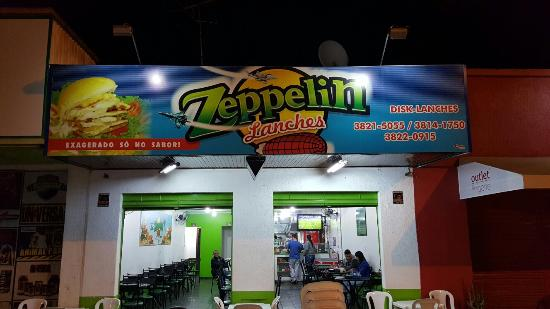 Zeppelin Lanches