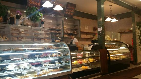 Moscow & Tbilisi Bakery Store