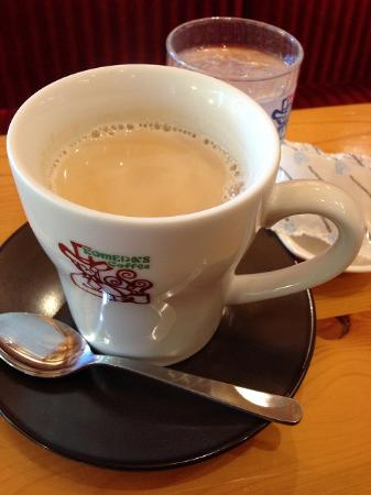 Komeda Coffee Shop Ebina