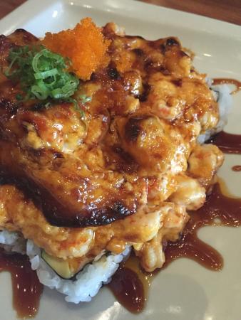 AMI Japanese Restaurant: Baby Lobster Roll