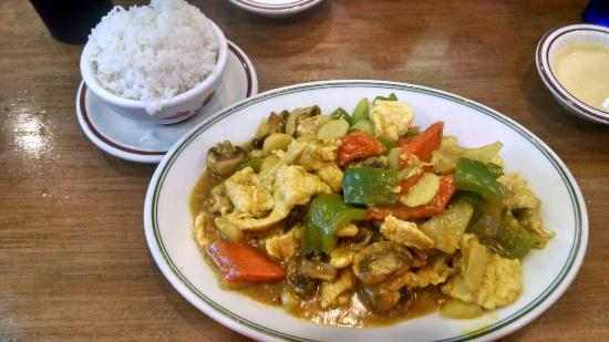 Double Dragon: Curry Chicken