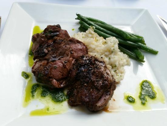 Dans Restaurant: Lamb