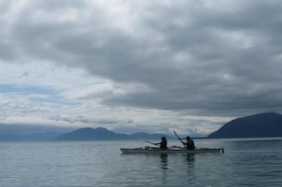 Glacier Bay Sea Kayaks - Day Tours: Kayaking Bartlett Cove in Glacier Bay National Park