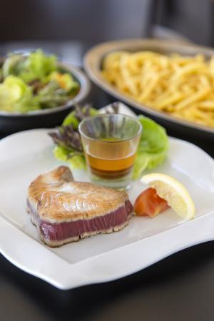 L'Entrecote Au 360 : Mi cuit de Thon