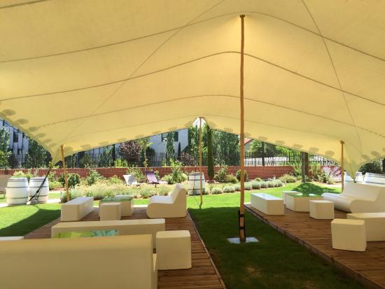 Ambiente agrad vel dos jardins picture of renaissance aix en provence hotel aix en provence - Hotel renaissance aix en provence ...
