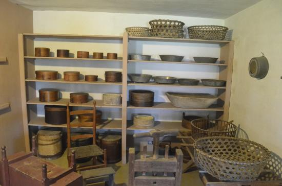 Pittsfield, MA: Cheese and butter making