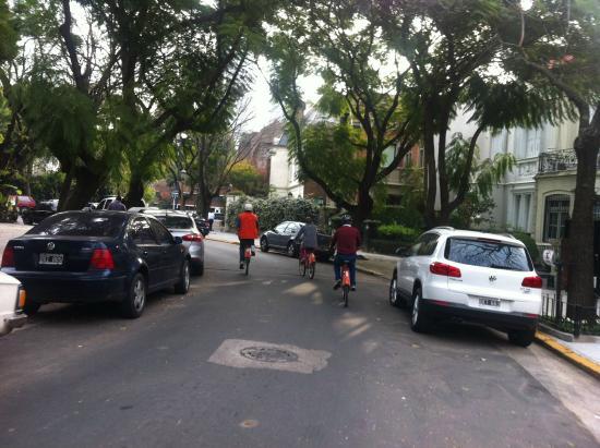 La Bicicleta Naranja Tours: Paseo por Palermo