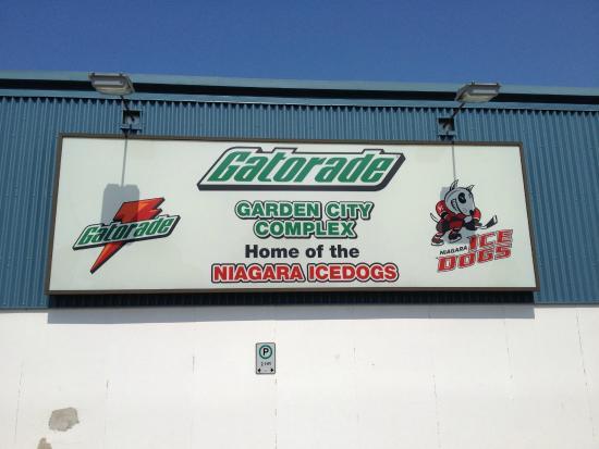 Gatorade Garden City Complex