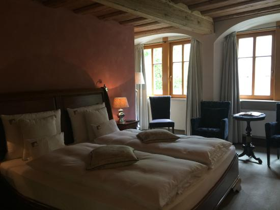 Hotel Herrnschlösschen: Our Terrific Suite