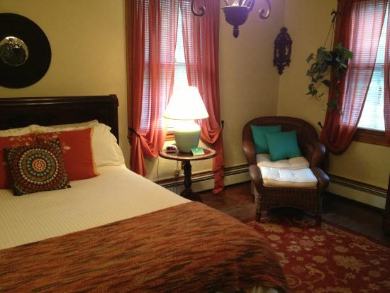 Pine Hill, NY: room 22 - my room
