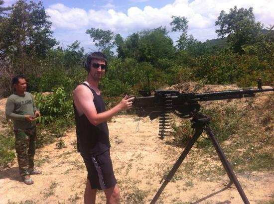 Cambodia Fire Range