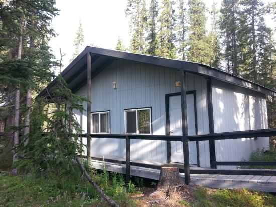 The Perch Restaurant and Bar: Perch Cabins