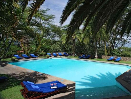 Sarova Lion Hill Game Lodge Lake Nakuru National Park Kenya Review Hotel Perbandingan