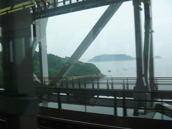Setonaikai : 瀬戸大橋