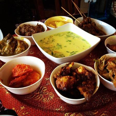 Authentic traditional indonesian cuisine with friendly for Authentic indonesian cuisine