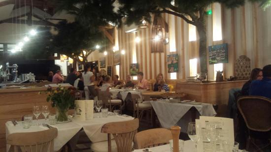 Les pins du moulleau arcachon restaurant avis num ro - Les pins du moulleau ...