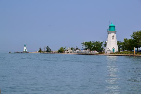 Port Dalhousie Range Lighthouses