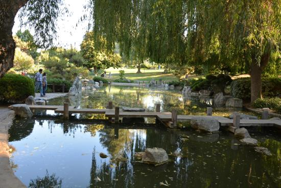 Japanese Friendship Garden: Scenic Beauty