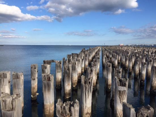 Port Phillip, Australia: Princes Pier