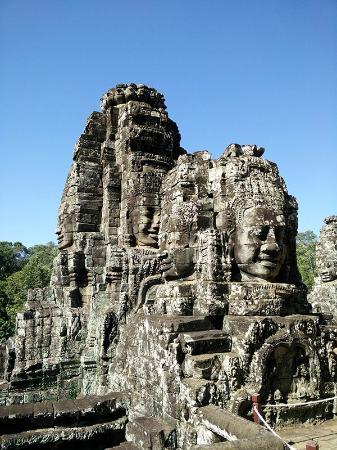 Bayon picture of bayon temple siem reap tripadvisor