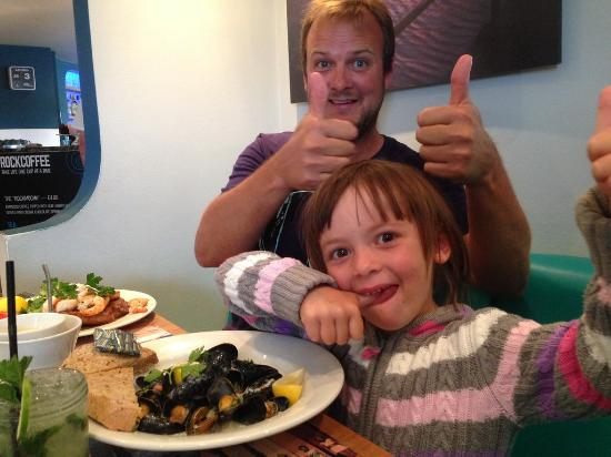 The Rockpool: A lovely couple of visiits