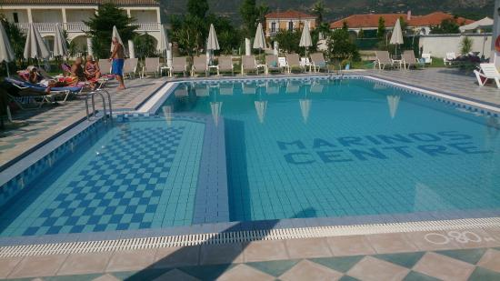 Alykanas, Greece: Bliss pool and bar