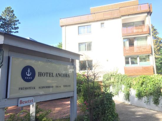 Bewertung Hotel Ancora