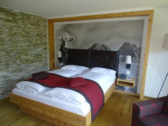 Blatter's Bellavista Hotel: Doppelzimmer Superior