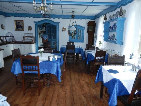 Inselhotel Arfsten: Frühstücksraum
