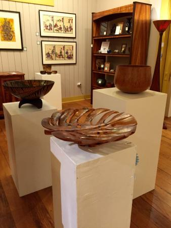 Isaacs Art Center Museum and Gallery
