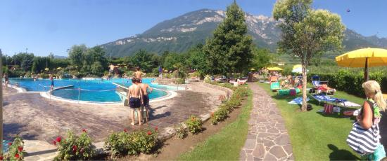 Schwimmbad Tramin - Lido di Termeno