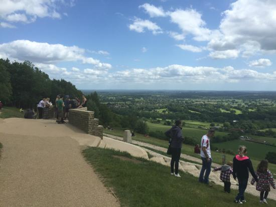 England, UK: boxhill