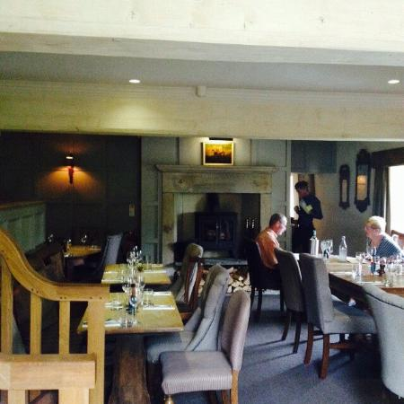 The Assheton Arms: Beautiful surroundings and atmosphere ❤️