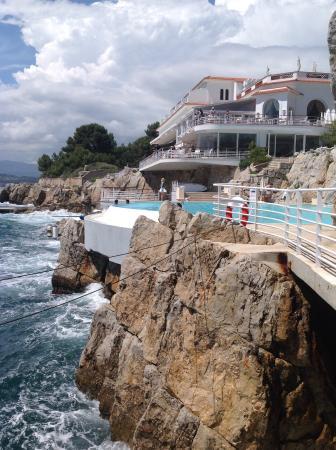 Hotel du Cap Eden-Roc: Stunning location