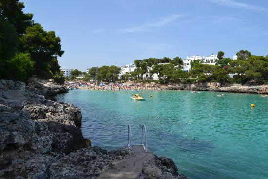 TUI BLUE Rocador : Beautiful Cala gran beach