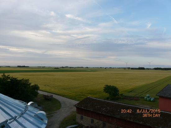 Horslunde, Дания: Deres gård