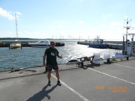 Horslunde, Дания: Onsvig havn