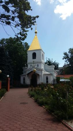 Chapel of St. Xenia of Petersburg and Matrona of Moscow