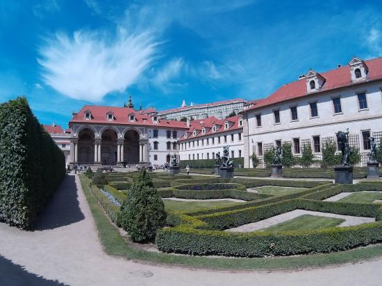 Waldstein Palace