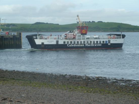 Tigh-na-Ligh Guesthouse: Ferry to Millport