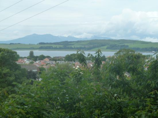 Tigh-na-Ligh Guesthouse: Over looking Largs
